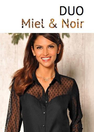 Duo Miel & Noir