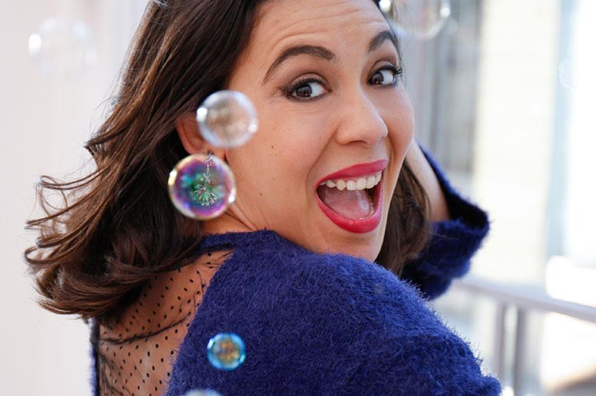 Découvrez la blogueuse Ness, prochaine invitée de la marque Isabella.