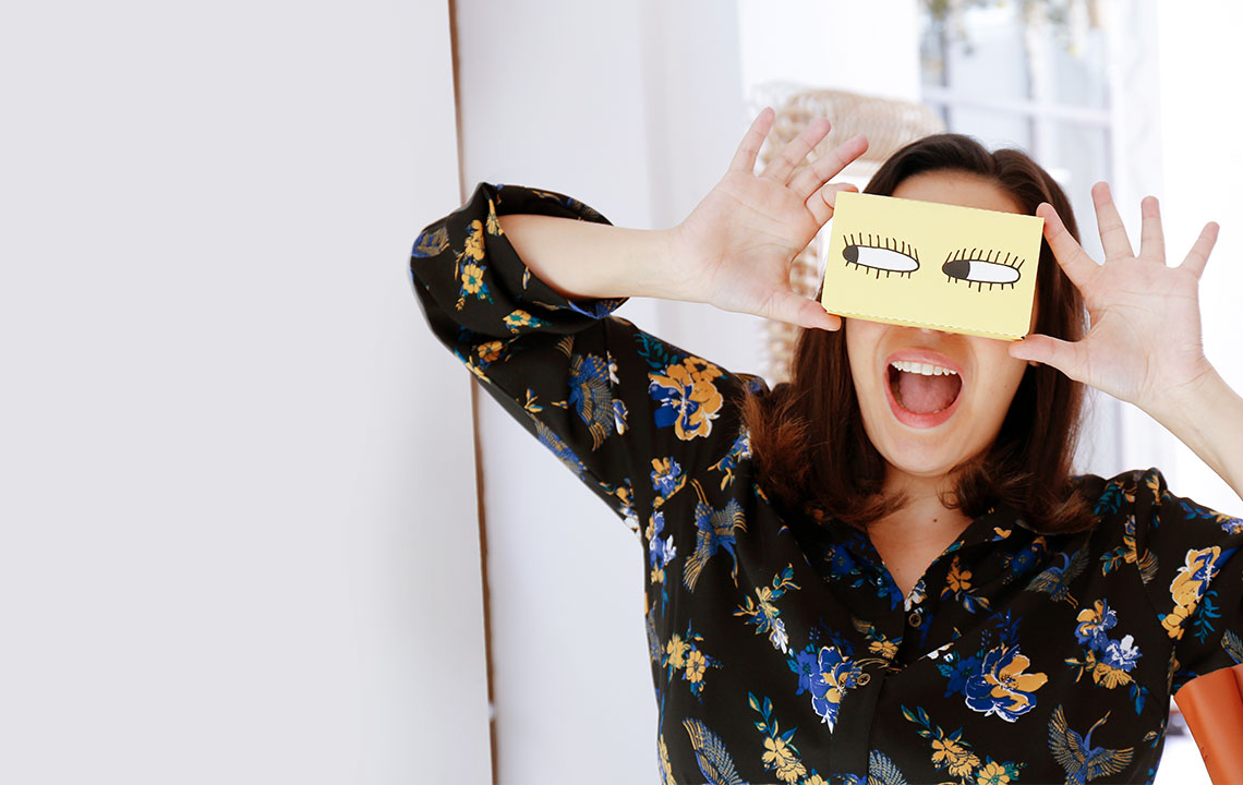 Découvrez Isabella sous l'œil de Ness, blogueuse et instagrameuse.
