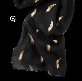 Etole foulard imprimé