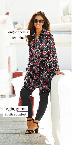 3 styles mode à shopper chez Isabella