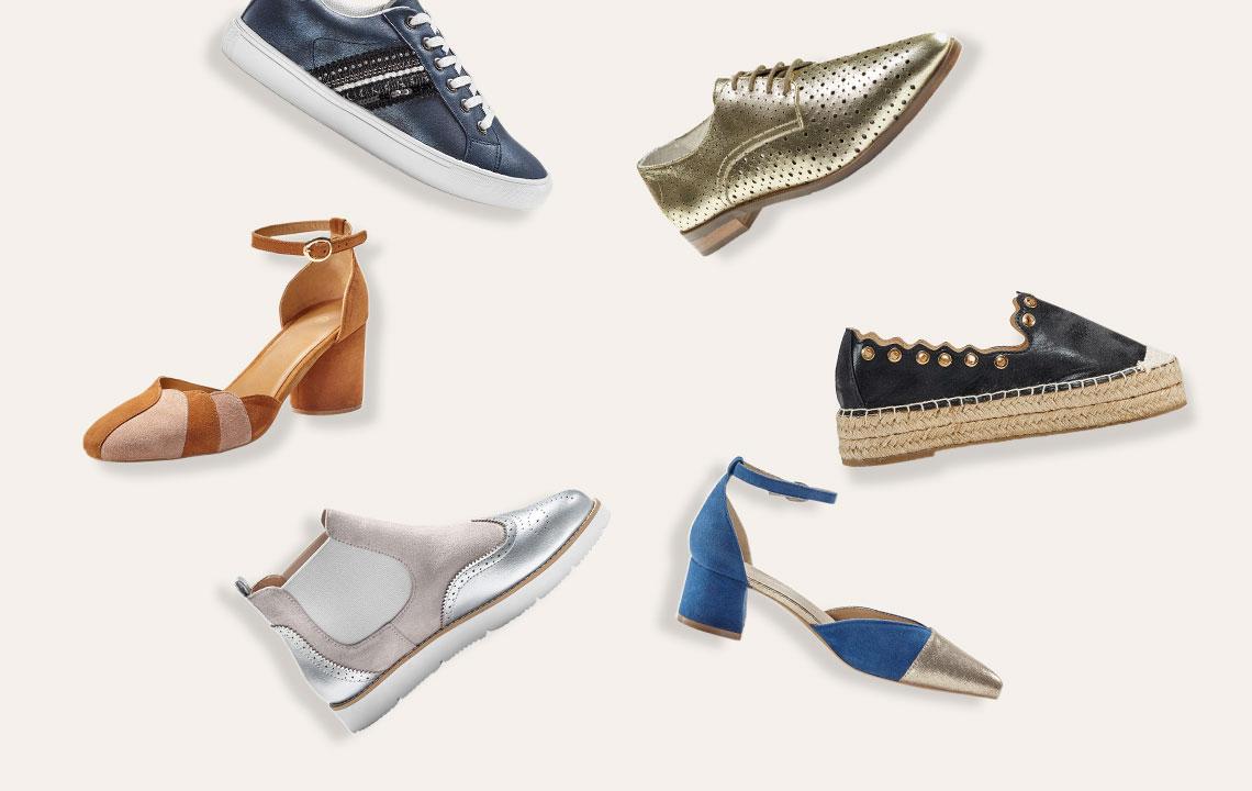 Chaussures Printemps-été: les 6 modèles qui vont vous faire craquer