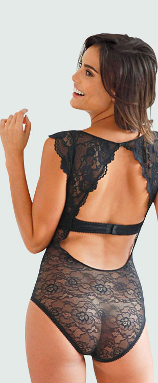 Lingerie : 3 belles raisons d'adopter le body