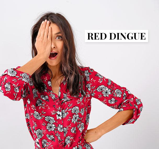Tendance mode : alerte rouge
