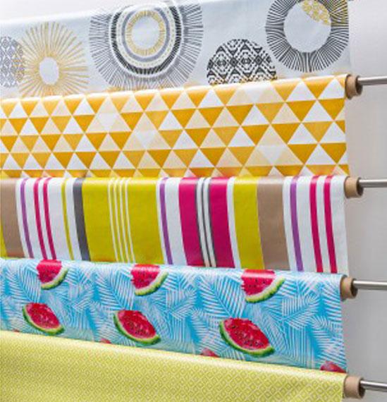 Zoom déco : les tables d'été