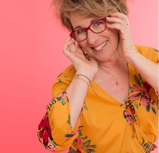 Casting Blancheporte : Marie-Pierre