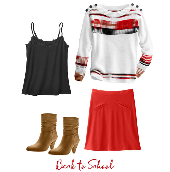 Look du jour : Back to School*