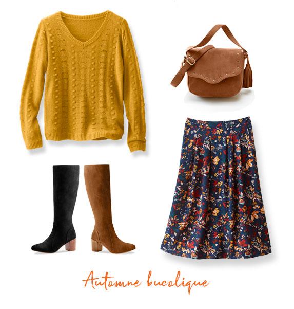 Look du jour : automne bucolique