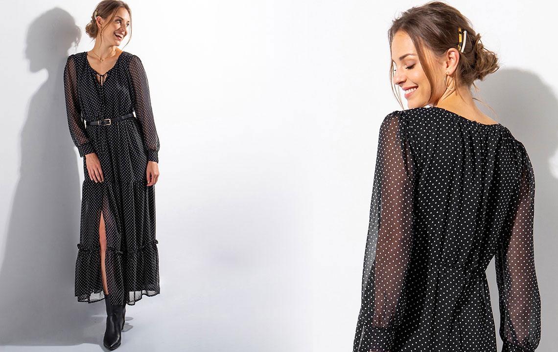 Tendance : zoom sur la robe longue !