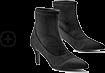 Boots-chaussettes
