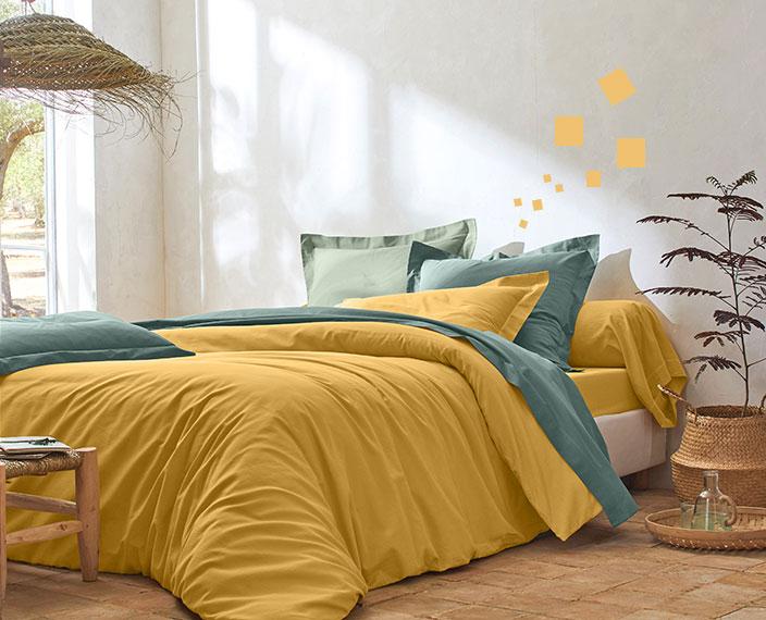 Découvrez notre linge de lit !