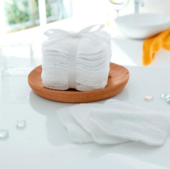 Coton démaquillant lavables