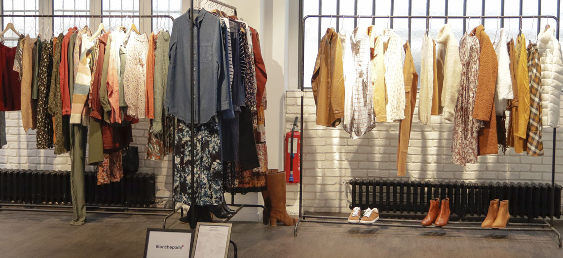 Collection vêtements automne-hiver