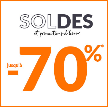 Soldes & Promotions d'hiver