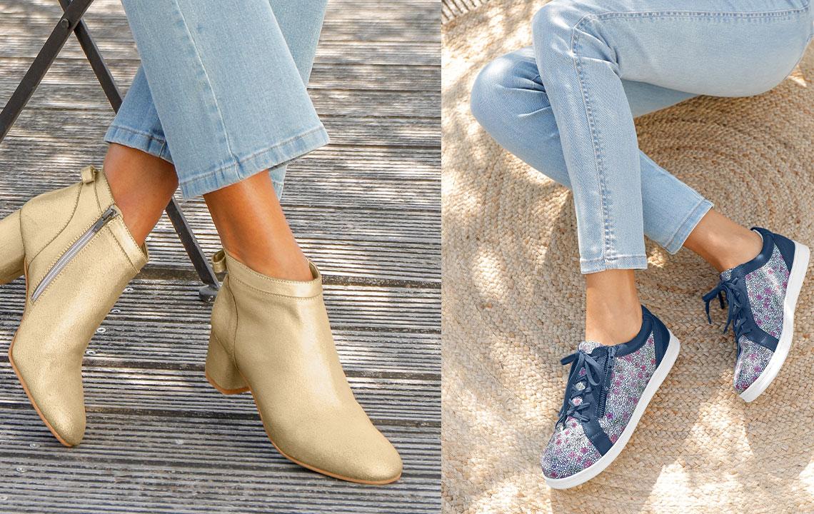 Chaussures printemps-été 2021 : quelles sont les grandes tendances ?