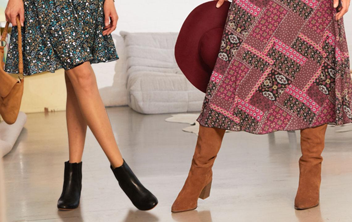 Quelles chaussures porter cetautomne‑hiver?