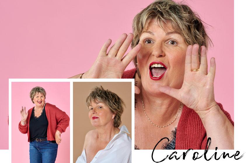 Octobre Rose 2021 : Témoignages de Caroline cancer du sein