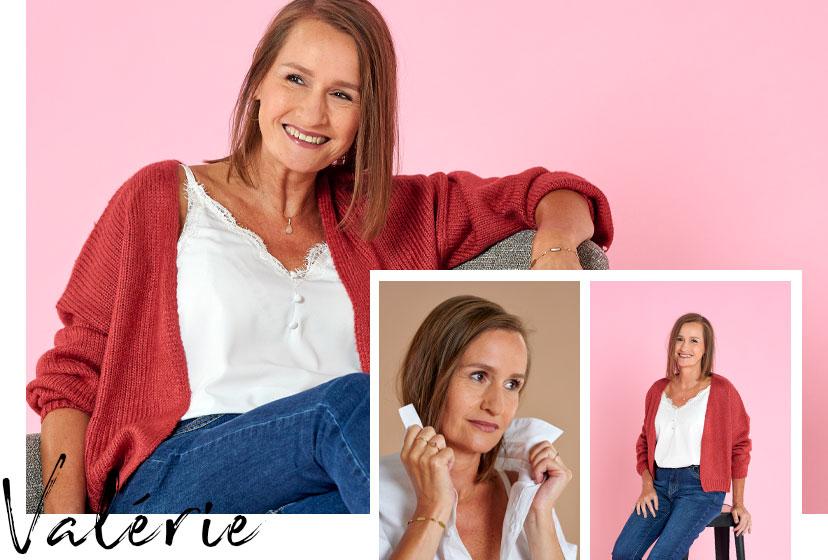 Octobre Rose 2021 : Témoignages de Valérie cancer du sein